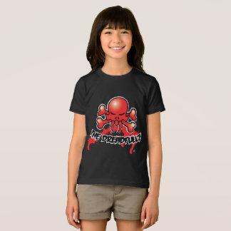 T-shirt Le logo de groupe de rock de Dreadfullz