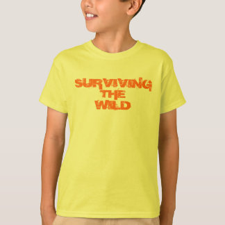 T-shirt Le logo de STW badine la chemise