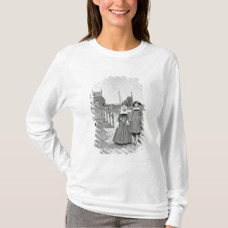 T-shirt Le long du canal à vieille Manhattan