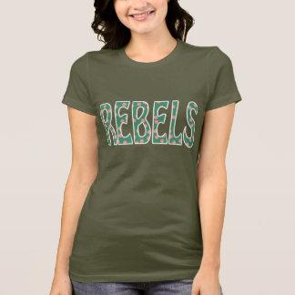 T-shirt Le lycée du comté de Boyle se rebelle Danville