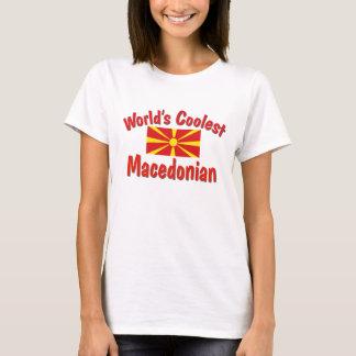 T-shirt Le Macédonien le plus frais
