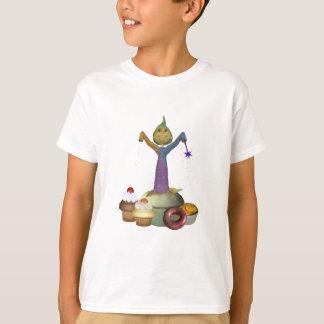 T-shirt Le magicien et les gâteaux