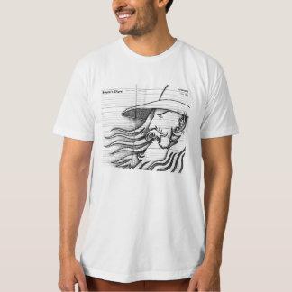 T-shirt Le magicien venteux