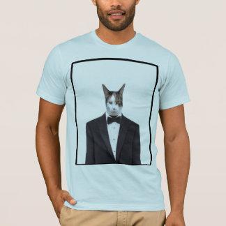 T-shirt Le maintenant chic (chat grincheux 2,0)