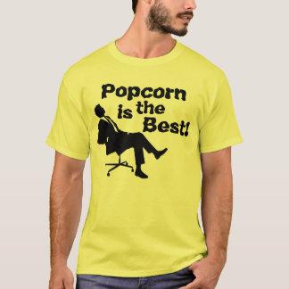 T-shirt Le maïs éclaté est le meilleur !