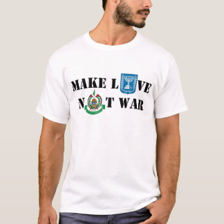 T-shirt Le Make Love urgence était