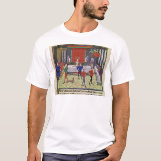 T-shirt Le mariage de Renaud de Montauban et de Clarisse