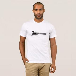 T-shirt Le mauvais pilote DJI de bourdon d'attitude