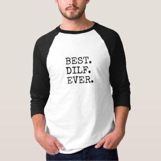 T-shirt Le meilleur DILF JAMAIS