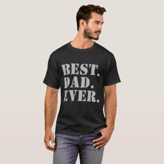 T-shirt Le meilleur papa jamais
