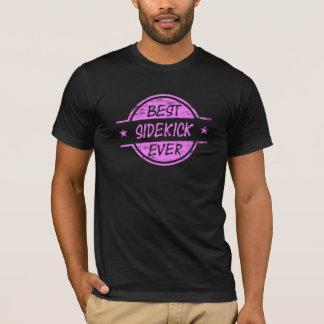T-shirt Le meilleur rose d'associé jamais