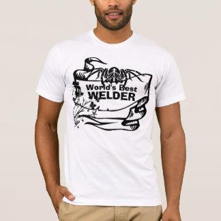 T-shirt Le meilleur soudeur