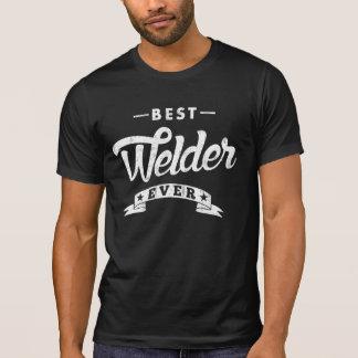 T-shirt Le meilleur soudeur jamais
