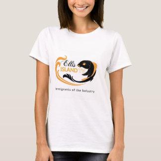 T-shirt Le merch des femmes et des enfants d'EllisIsland