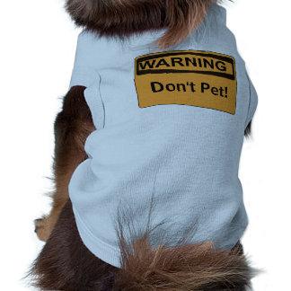 T-shirt Le message fait sur commande de panneau