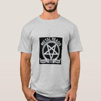 T-shirt le métal dirige l'union 666