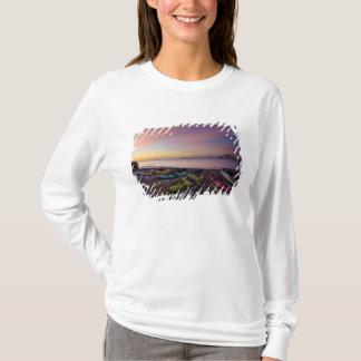 T-shirt Le Mexique, Baja, mer de Cortez. Kayaks de mer et