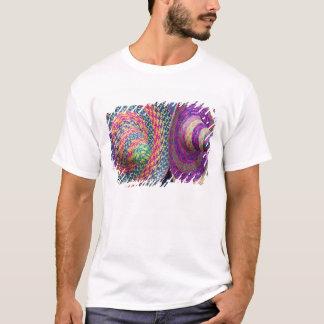 T-shirt Le Mexique, Yucatan, Mérida, traditionnel tissé