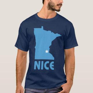T-shirt Le Minnesota Nice