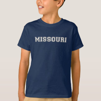 T-shirt Le Missouri