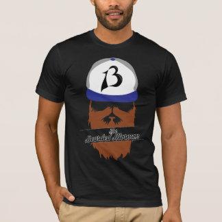 T-shirt Le mormon barbu - obscurité
