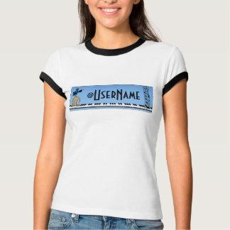 T-shirt Le musicien