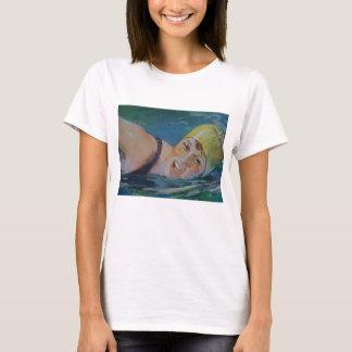 T-shirt Le nageur
