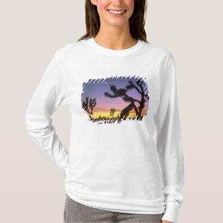 T-shirt LE NEVADA. LES Etats-Unis. Brevifolia de yucca