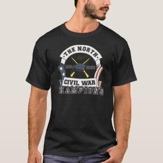 T-shirt Le nord - champions de guerre civile