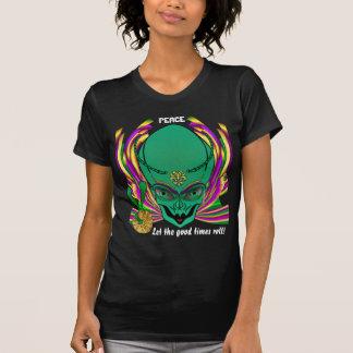 T-shirt Le nouveau mardi gras de carnaval regarde svp des