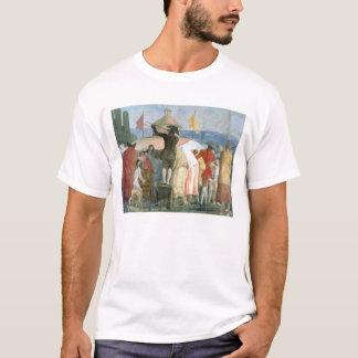 T-shirt Le nouveau monde, 1791-97 (huile sur la toile)
