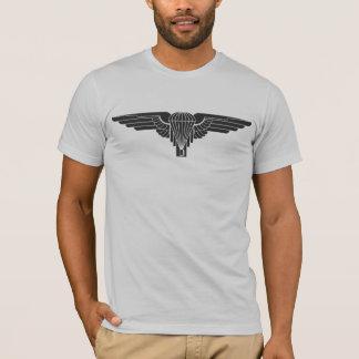 T-shirt Le parachute régiment wings