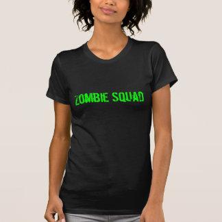 T-shirt Le peloton de zombi, prennent à aucuns prisonniers