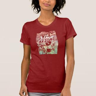 T-shirt Le Pérou de Lima