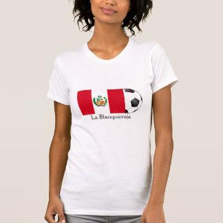 """T-shirt Le Pérou """"La Blanquirroja """""""