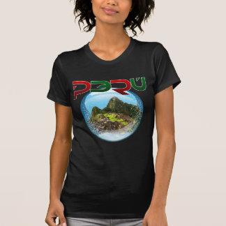 T-shirt Le Pérou Navidad