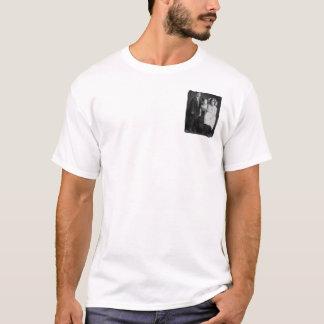 T-shirt Le pitbull de famille