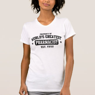 T-shirt Le plus grand pharmacien du monde