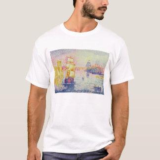 T-shirt Le port de Marseille, c.1909 (huile sur la toile)