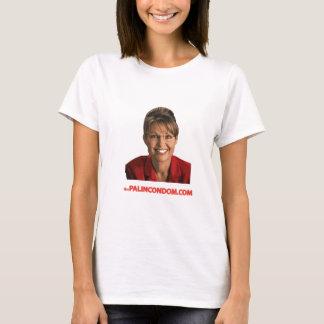 T-shirt Le préservatif de Palin