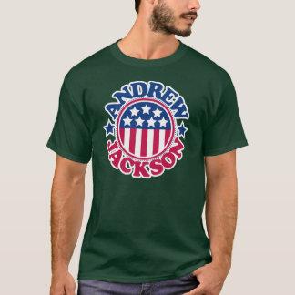 T-shirt Le Président Andrew Jackson des USA