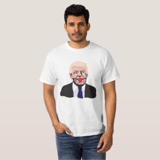 T-shirt Le Président Donald J. Trump - boule de bâillon -
