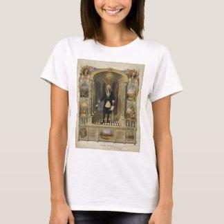 T-shirt Le Président George Washington en tant que