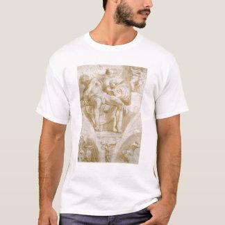 T-shirt Le prophète Jonas et deux lunettes détruites