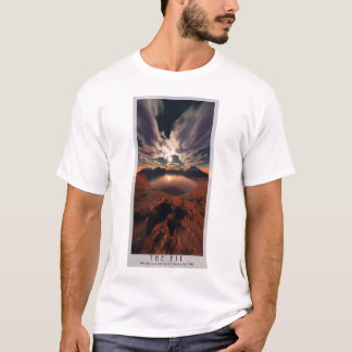 T-shirt Le puits