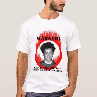 T-shirt Le quarantième anniversaire de Connie