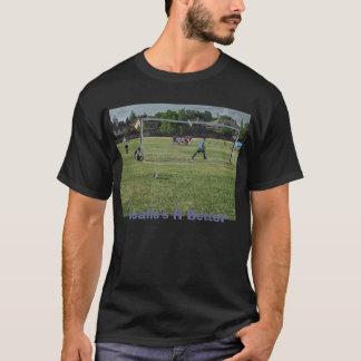 T-shirt Le R du gardien de but mieux