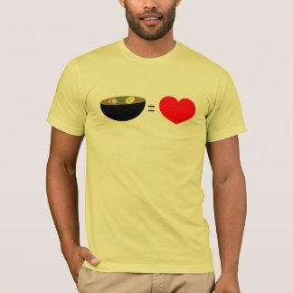T-shirt le ramen est amour