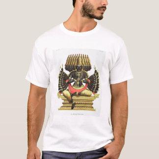 T-shirt Le Ravana géant (litho de couleur)