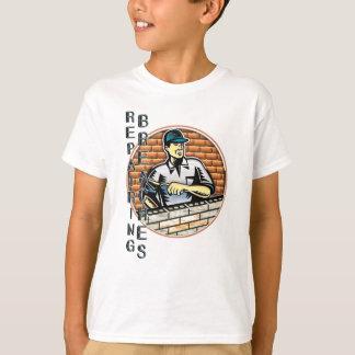 T-shirt Le réparateur de l'infraction